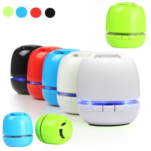 Super Bass Mini Stereo Wireless Bluetooth Speaker TF Slot for PC iPhone Samsung(China (Mainland))