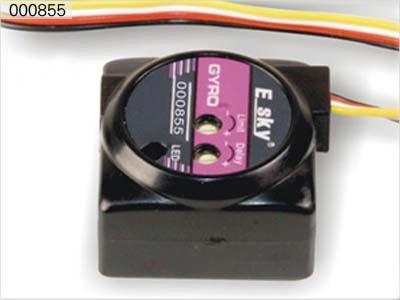 Esky E-SKY 2.4Ghz HONEY BEE KING 3 000855 Head Lock Gyro 000016 rc spare parts hobby rc accessories(China (Mainland))