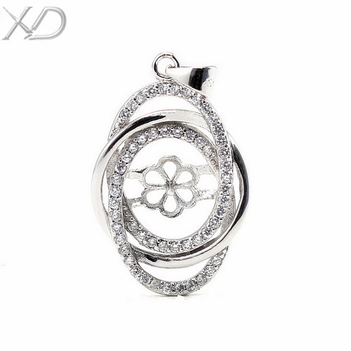 Free shipping 925 sterling silver Jewelry findings and components silver pinch bails for pendants in jewelry clasps &amp; hooks E778<br><br>Aliexpress
