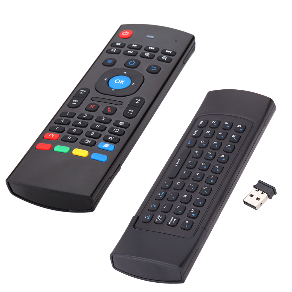NEW MX III Portable 2.4G Wireless Remote Control Keyboard Controller Air Mouse for Smart TV Android TV box mini PC HTPC(China (Mainland))