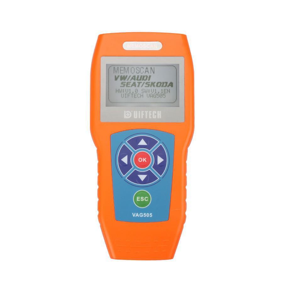 2013 New Scanner Autel MaxiService VAG505 Diagnostic Tool OBDII Code Reader & Clean VAG 505 Ffree Online Update-denise(China (Mainland))