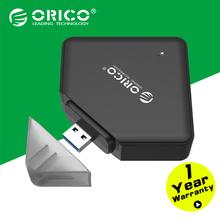Orico C3TS-BK высокоскоростной 5 Гб/c нескольких 3 разъём(ов) USB 3.0 хаб т-й чтения карт SD / TF чтения для ноутбуков пк компьютер бесплатно shippping