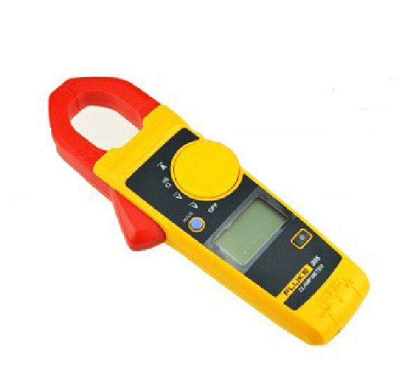 Voltage Clamp Meter : Fluke digital clamp meter current voltage multimeter