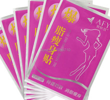 Free shipping China Herbal Lose Weight Slimming Patch Weight- Loss Fat Navel Stick Burning Fat Magnets slimming patch