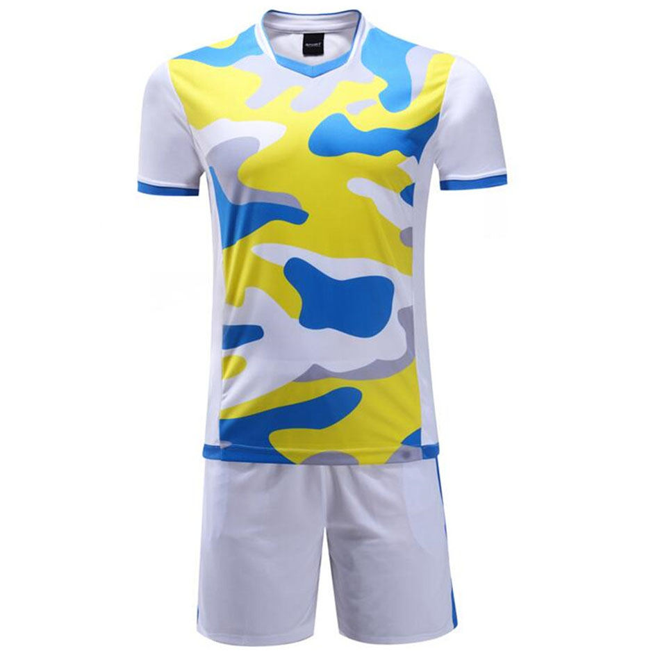 New mens jerseys football sports kits customizable soccer football jerseys training suits full set short sleeve jerseys costume(China (Mainland))