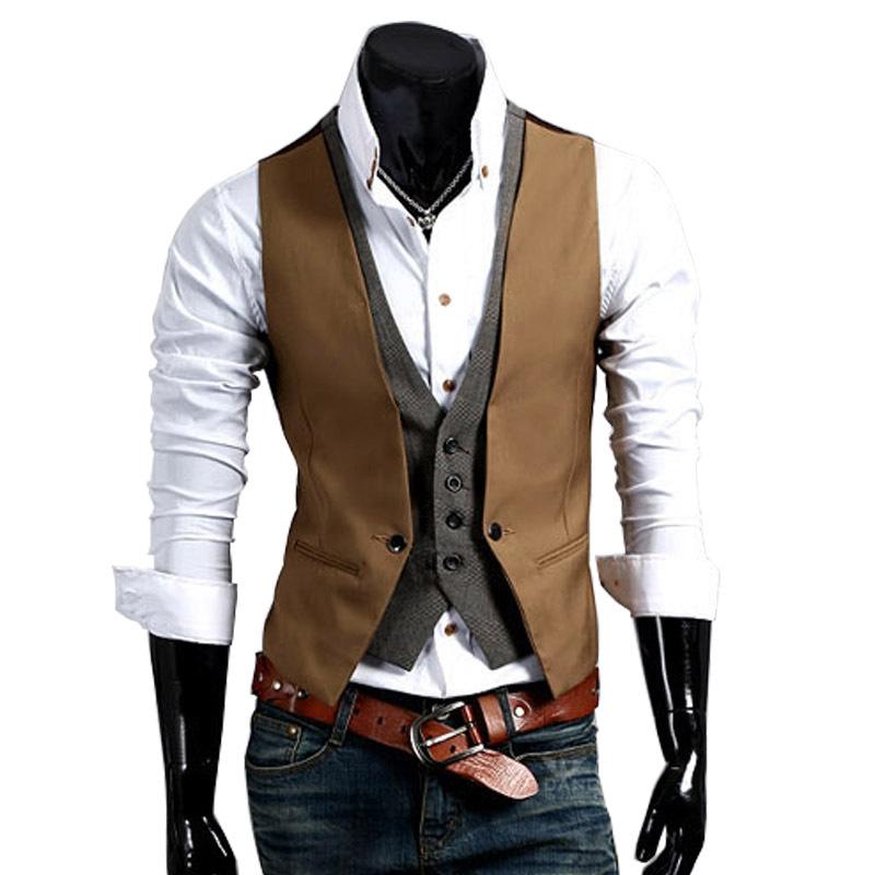 casual dress vests for men bing images