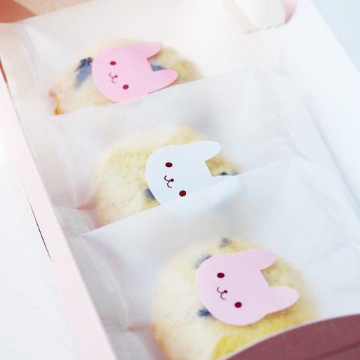 Cute Bakery Boxes Box Decor Label Bakery
