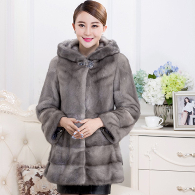 Online Buy Wholesale mink coats women long from China mink coats