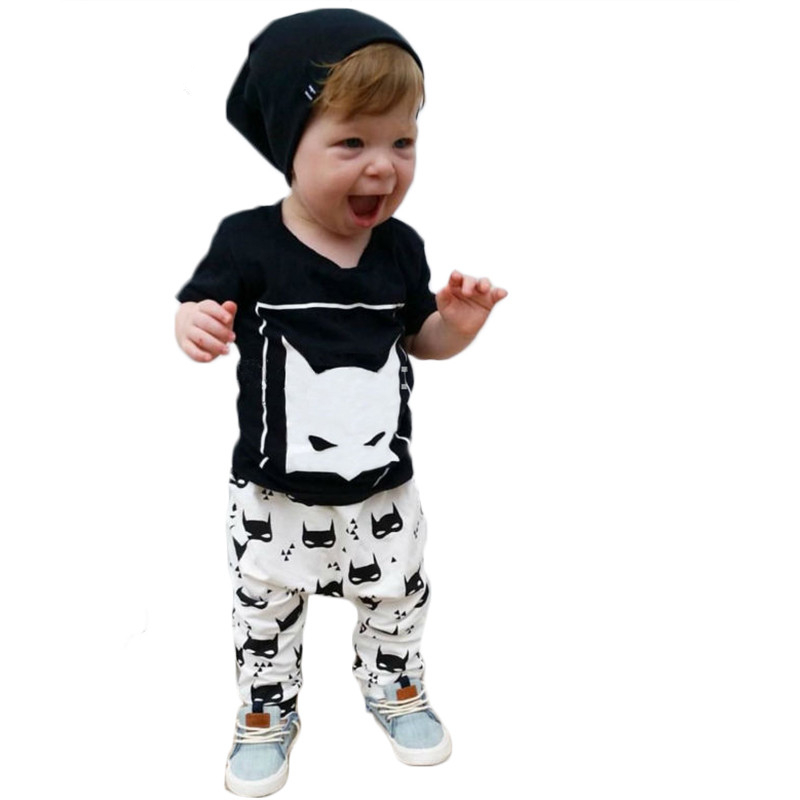 Aliexpress Buy 2016 summer new baby boys clothes