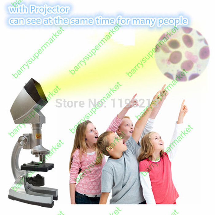 Creative birthday gift/best gift for child/1200X Fun Zoom Student Education Biological Microscope Explore the microscopic world<br><br>Aliexpress