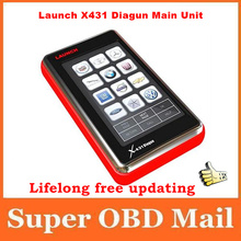 Original LAUNCH X-431 DIGAUN PDA, INCLUDING BATTERY,TOUCH PEN,full set of the main unit(China (Mainland))
