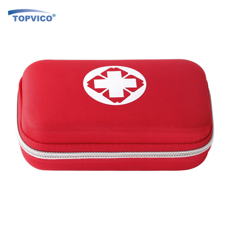 18 Kinds/pack Emergency Kits First Aid Kit Survival Camping Travel Medical Emergency Treatment Pack Set EVA Pouch Bag #3(China (Mainland))