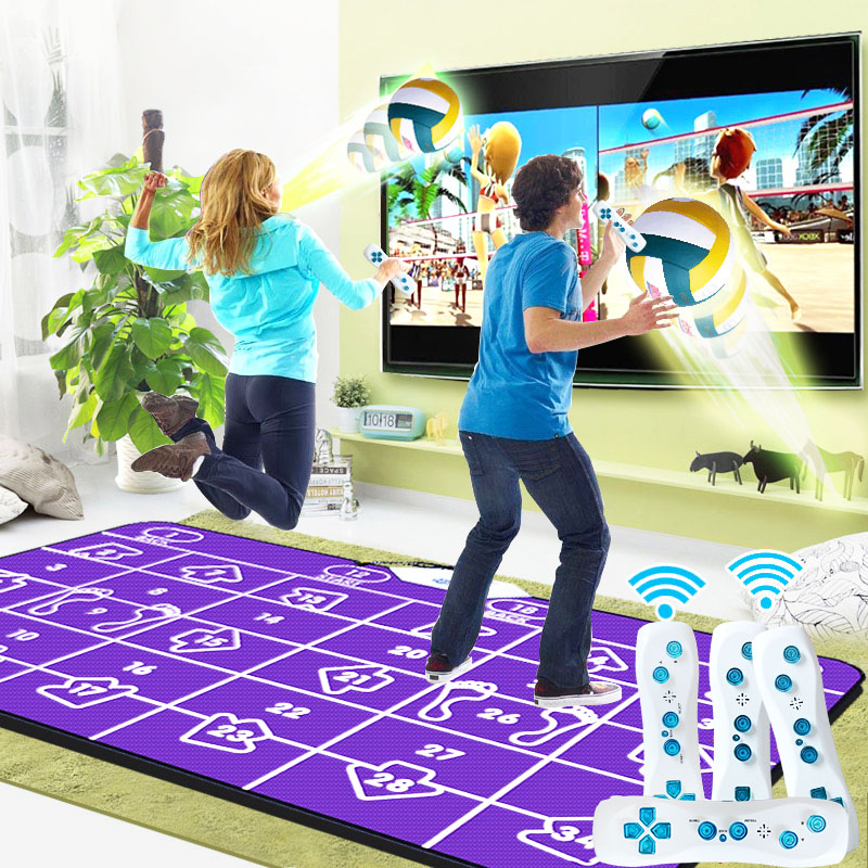 The Broadened Yoga Tv Hd Computer Dual Thickening Double