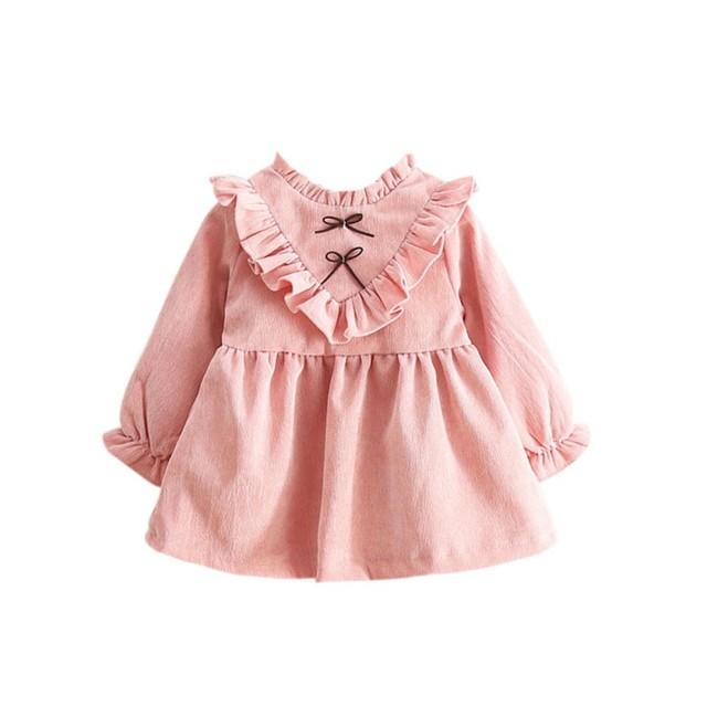 Новая Мода Зима Хлопка Малышей Пальто Девушки Теплая Куртка Младенца Принцесса Snowsuit Пиджаки Для Chinldren DH