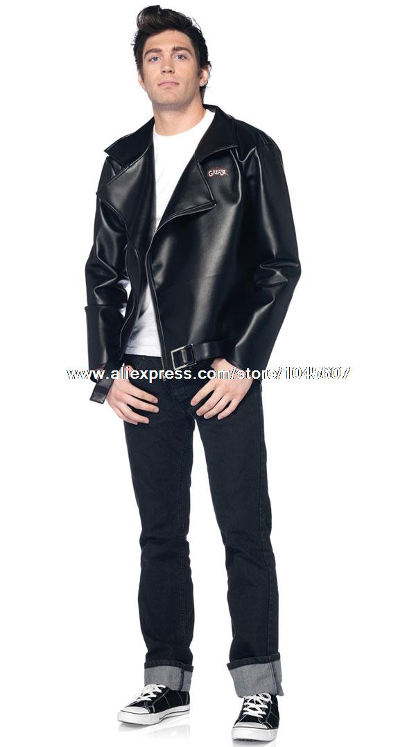 Online Get Cheap Grease Costumes Men Aliexpress Com