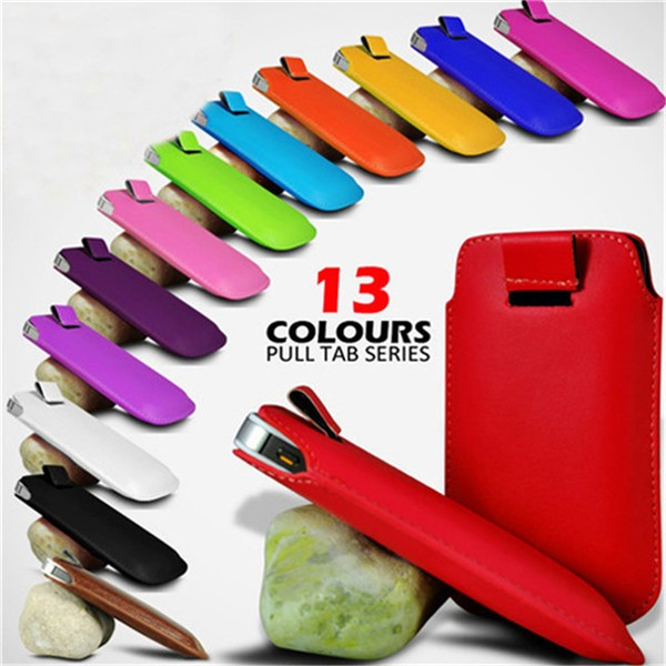 New Fashion for Huawei Honor 6x Leather Phone Bags Cases Pouch Case Bag Cell Phone Accessories 13 Colors