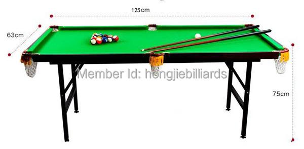 The Adjustable Children Billiard Pool Table /Snooker Table/Mini Pool Table(China (Mainland))