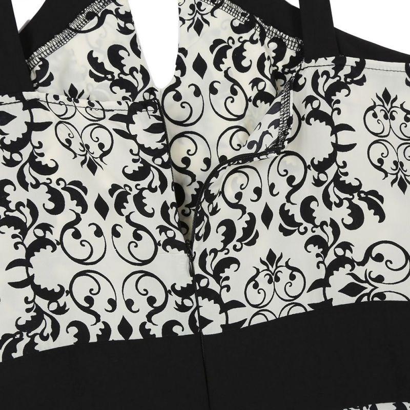 Mulheres verão Sem Mangas Strapless Vestido de Chiffon Floral Imprimir Partido Evening Curto Mini Vestido ht