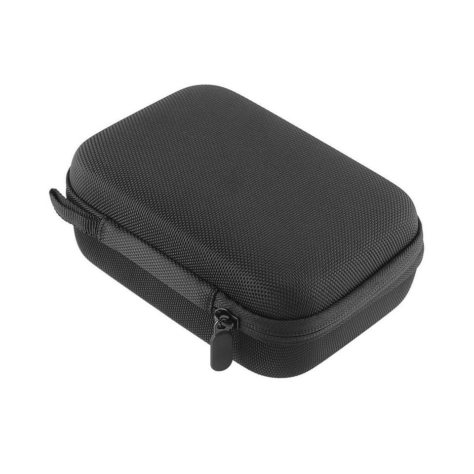 image for 2016 New Arrival Carrying Case Pouch Bag Case Zip Black For Digital Ca