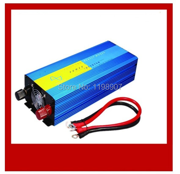 Здесь можно купить  Pure Sine Wave 1000W Power Inverter Converter DC 24V to AC 110V or 220V Pure Sine Wave 1000W Power Inverter Converter DC 24V to AC 110V or 220V Электротехническое оборудование и материалы