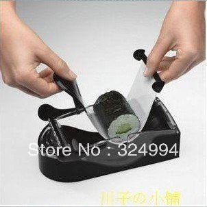 Free shipping Free shipping TV MAGIC ROLL PERFECT ROLL-SUSHI,Easy Sushi Maker Roller equipment ,Sushi Tools  As seen on TV