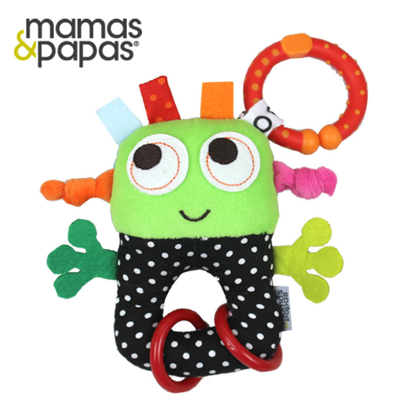 Baby Boy Gifts Mamas And Papas : Free shipping newborn baby gift mamas papas rattle