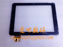 8-inch external screen multi-point capacitive touch screen WJ-DR80016 FPC GSL2681