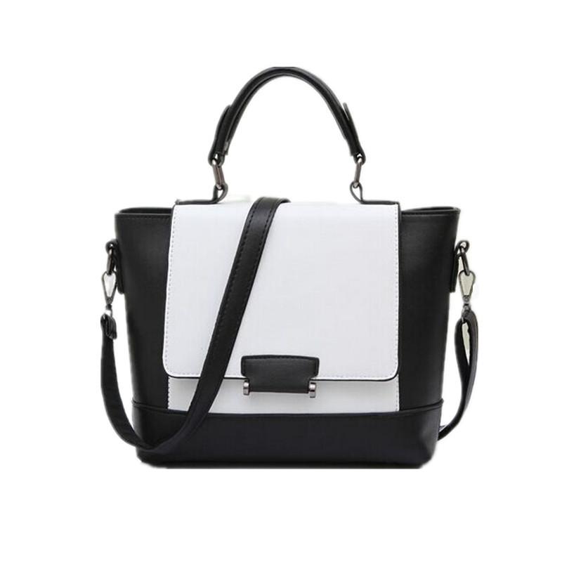 Beautiful Women PU Leather Retro Bag Women Messenger Bag Vintage Handbag Women39s