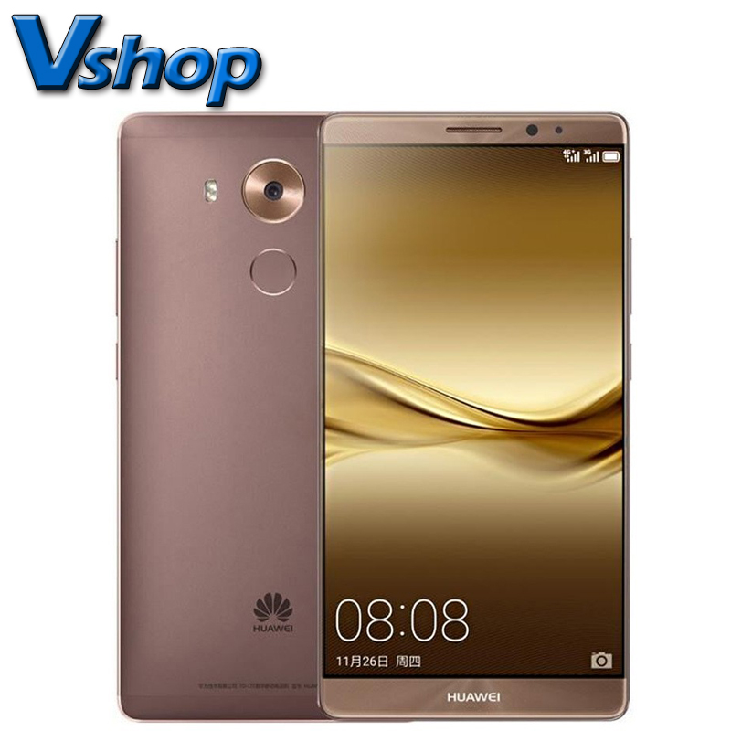 Origianl Huawei Mate 8 NXT-AL10 4G Lte Phone Android 6.0 Octa Core 2.3GHz 6.0 inch RAM 3GB 4GB Cellphone Support OTG NFC 16MP(China (Mainland))