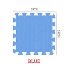 Мэй Ци прохладно ребенок пены EVA игровой коврик-пазл для детей блокируя упражнения плитки пола ковров, каждый 29X29cm18 24/30 шт. коврик для игр(China)
