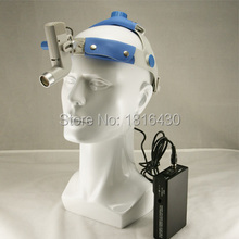 CE Approval 5W Hyper Medical Head Light Surgical Dental/Ophthalmic ENT Equipment Portable LED Medical Headlight(China (Mainland))