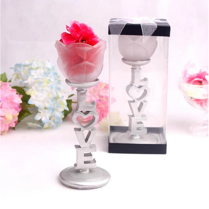 Wedding Gift Candle Holders : holder home decor wedding gift candle stand free shipping-in Candle ...