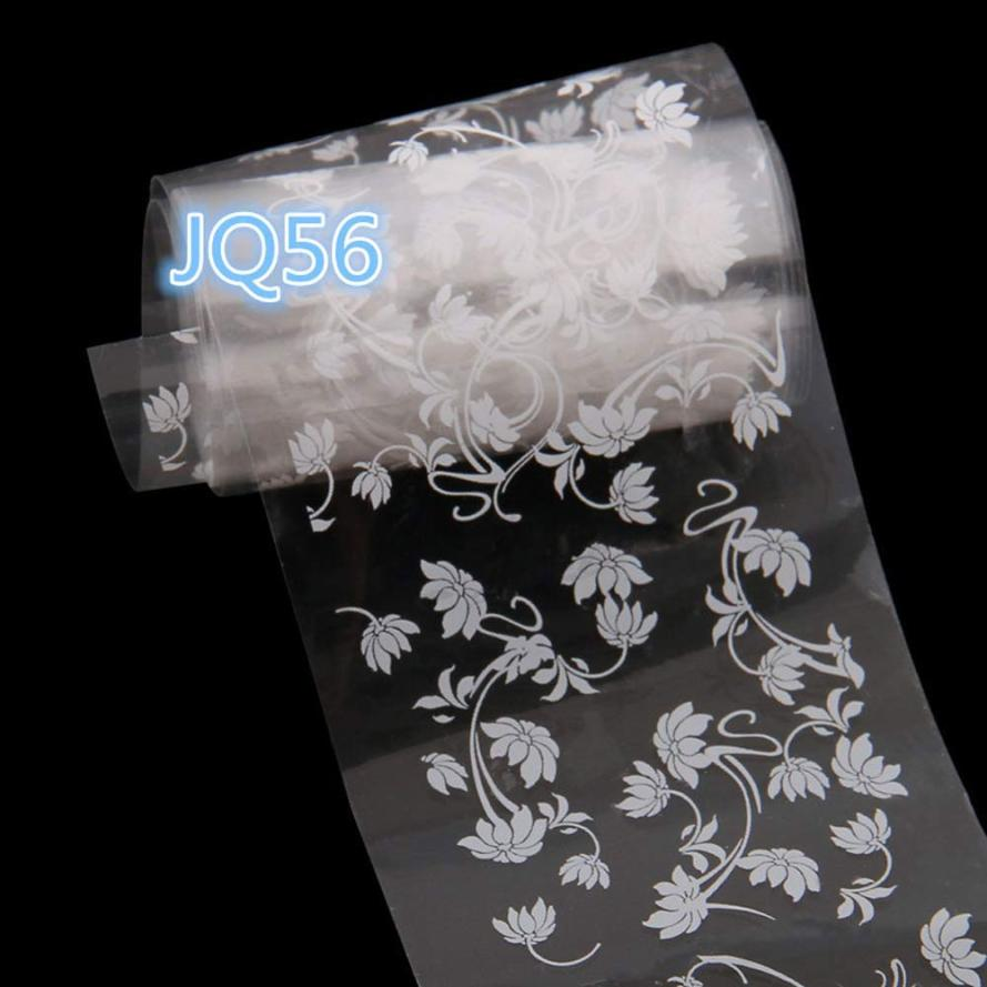 New Design high quality Nail Art Foil Sticker Transfer Decal Tips Manicure beauty your nail manicure