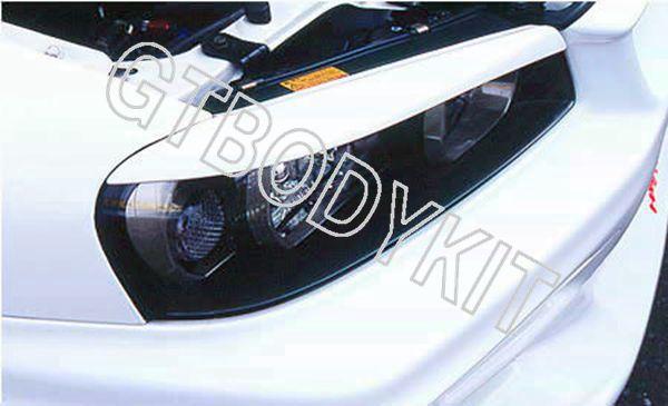 Free shipping NISSAN 99-04 SKYLINE R34 GTS GTT GTR TRIMS HEADLIGHTS EYEBROWS EYELIDS<br><br>Aliexpress