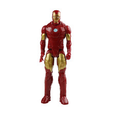 Endgame 30 centímetros Vingadores Marvel Thanos Spiderman Homem De Ferro Capitão América Thor Hulk Wolverine Action Figure Bonecas Brinquedos para o Miúdo(China)