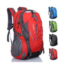 2016 New Waterproof Nylon Hiking Backpack Outdoor Sports Bag Rucksack Mountaineering Bag Men's Travel Bags Back pack X023(China (Mainland))