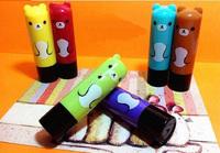 Бальзам для губ OEM EverDeal 2 Cosmeitc Bear Pattern Moisture Lip Balm