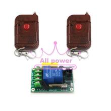 220 В 30A одноканальный пульт дистанционного управления различные управления сплиттер 1 ключевых пульт дистанционного управления 100 м jog самоконтрящаяся