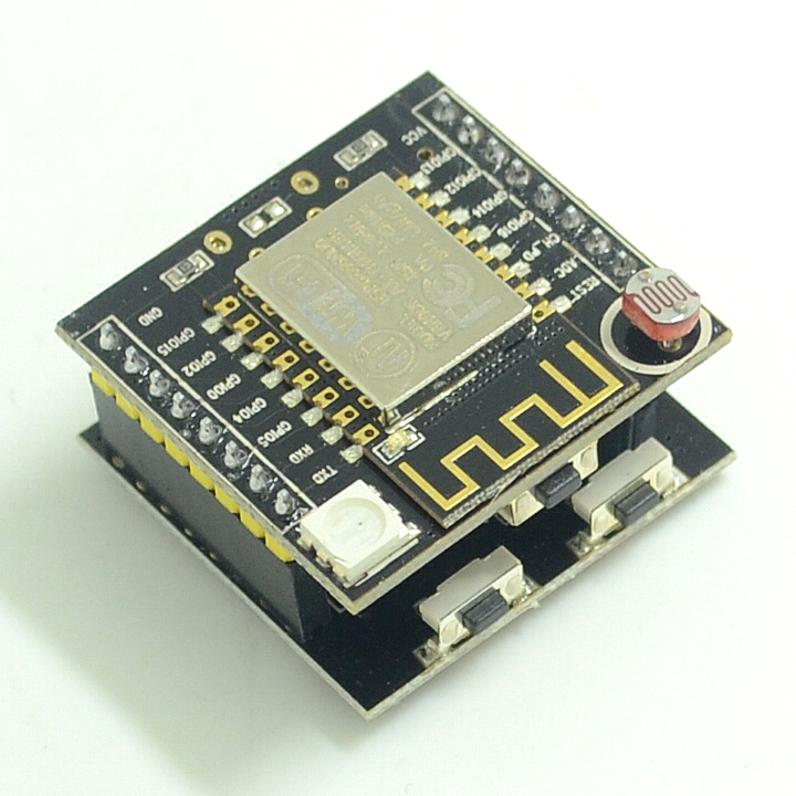 ESP8266 serial WIFI Witty cloud Development Board ESP-12F module(China (Mainland))