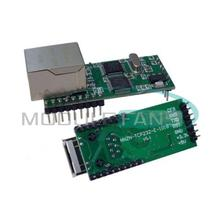 Ethernet to TTL RS232 Serial TTL to TCP / IP RJ45 Converter Transmission Module(China (Mainland))
