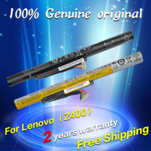 Free shipping L12S4K01 L12L4K01 Original laptop Battery For LENOVO Ideapad Z400 Z400S Z400A Z400T Z510 Z510A Z500 Z500A