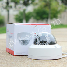 Free shipping IN stock New Arrival  english version DS-2CD2142FWD-IS 4MP WDR Fixed Dome Network Camera(China (Mainland))