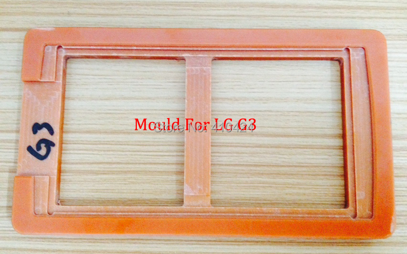 New Listing Refurbishment Glueing Repair LCD Outer Glass Mould Mold Model Holder For LG G3 Screen Repair Lens(China (Mainland))