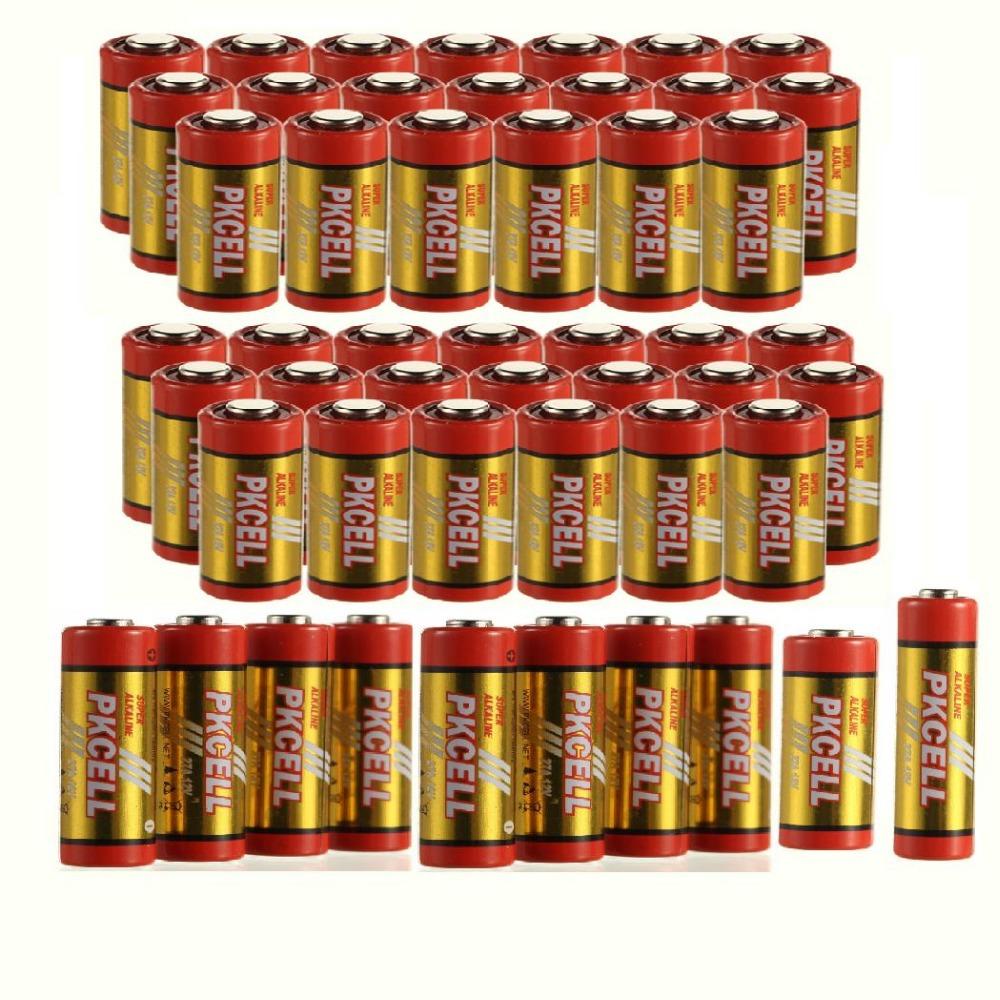 5Pcs(1Blister) 12V  New PKCELL  A27 27A Ultra Alkaline battery 12V battery Free Shipping<br><br>Aliexpress