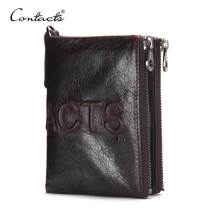 2016 New Brand Design Fashion Men Wallet Zipper Pureses famous brand Genuine Leather Short Wallets Clutch Coins Bags(China (Mainland))