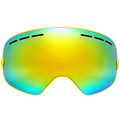 Spherica Anti fog Ski Glasses Spherica Ski Goggles UV400 Double Lens Ski Snowboard Snow Motocross Goggles
