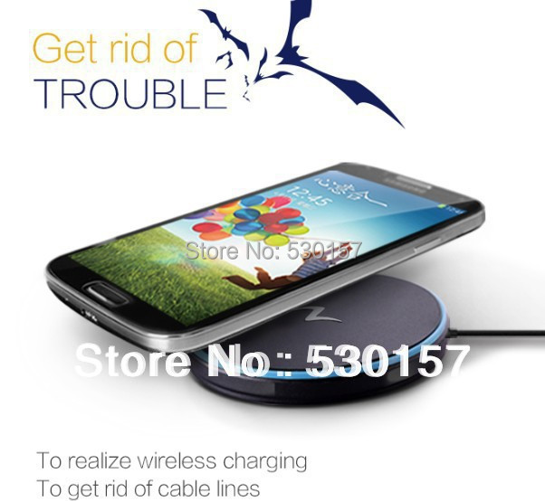 Nillkin Brand Magic Disk Portable Qi Wireless Charger Pad Samsung & Nokia Lumia 920 HTC Nexus 4 5 Charging ,Freeshi - DeBase (HK store Trading Co.,Ltd)