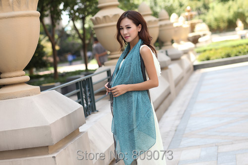 Price Women Patchwork Cotton Scarf Contrast Color Ladies Scarves 2015 Bandana Warm All-match Shawls - Shenzhen Sundah Tech Co., Ltd.(Craft & Gift Dept. store)