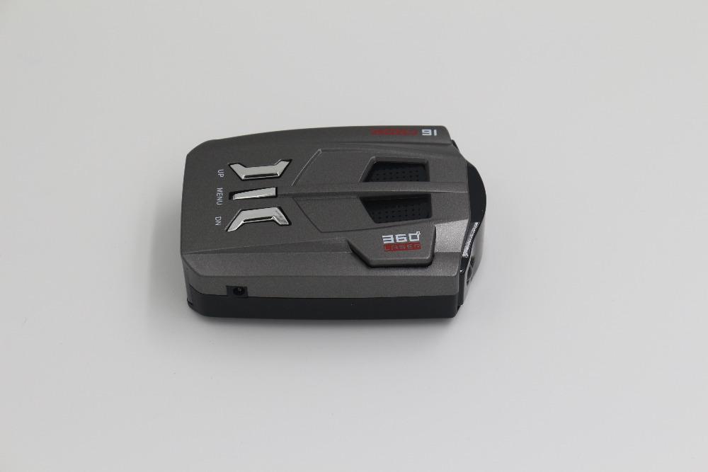 [해외]2015 E 개 자동차 레이더 검출기 V9 360도 1.5