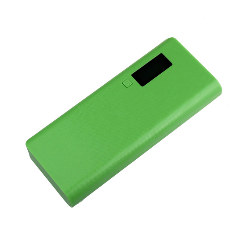 image for Hot Sale 5V 2A 18650 Power Bank 4 Battery Box Charger For Iphone6 Cell